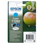 EPSON C13T12924012 CARTUCCIA ULTRA T1292 MELA 70 ML L CIANO