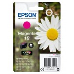EPSON C13T18034012 CARTUCCIA CLARIA HOME 18 MARGHERITA 33ML MAGENTA