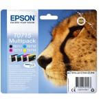 EPSON C13T07154012 MULTIPACK 4 CARTUCCE T0715 GHEPARDO