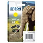 EPSON C13T24344012 CARTUCCIA CLARIA PHOTO HD24XL ELEFANTE 87ML GIALLO