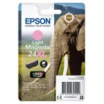 EPSON C13T24364012 CARTUCCIA CLARIA  PHOTO HD 24XL ELEFANTE MAGENTA