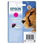 EPSON C13T07134012 CARTUCCIA ULTRA T0713 GHEPARDO  55 ML MAGENTA