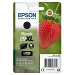 EPSON C13T29914012 CARTUCCIA CLARIA HOME 29 FRAGOLE NERO STANDARD XL