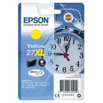 EPSON C13T27144012 CARTUCCIA ULTRA 27XL SVEGLIA  104 ML GIALLO