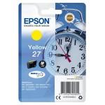 EPSON C13T27044012 CARTUCCIA ULTRA 27 SVEGLIA  36 ML GIALLO
