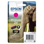 EPSON C13T24234012 CARTUCCIA CLARIA PHOTO HD24 ELEFANTE 46 ML MAGENTA