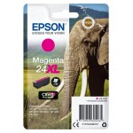 EPSON C13T24334012 CARTUCCIA CLARIA  PHOTO HD 24XL ELEFANTE MAGENTA