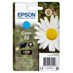 EPSON C13T18024012 CARTUCCIA CLARIA  HOME 18 MARGHERITA  33 ML CIANO