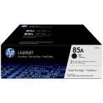 HP INC. CE285AD HP 85A BLK DUAL PACK LJ TONER CARTRIDGE
