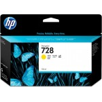HP INC. F9J65A HP 728 130-ML YELLOW INK CRTG