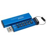 KINGSTON DT2000/64GB 64GB DATATRAVELER 2000 USB 3.0 3.1 CON PIN