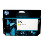 HP INC. B3P21A HP 727 130-ML YELLOW INK CARTRIDGE