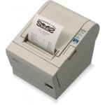 EPSON POS C31CB85001 TM-T86FII ECW RS232 USB CUTTER ALIM 2Y ON-CENTER