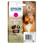 EPSON C13T37834010 SINGLEPACK MAGENTA378 CLARIA PHOTO HD INK SCOIATTO