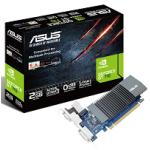 ASUS COMPONENTS 90YV0AL1-M0NA00 ASUS VGA GT710-SL-2GD5 NVIDIA GT710 2GDDR5