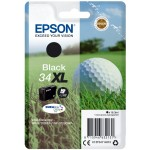 EPSON C13T34714010 SINGLEPACK BLACK 34XL INK PALLINA DA GOLF