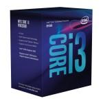INTEL BX80684I38300 INTEL CORE I3-8300 QUAD CORE 3.70GHZ LGA1151