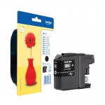 BROTHER LC121BK CARTUCCIA INK-JET NERA DA 300 PAGINE PER DCP-J132W