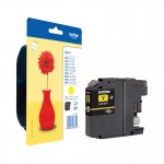 BROTHER LC121Y CARTUCCIA INK-JET GIALLO DA 300 PAGINE DCP-J132W