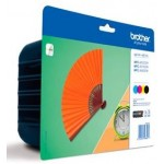BROTHER LC129XLVALBP KIT 4 CARTUCCE COLORE IMBALLO BLISTER