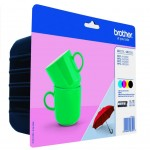 BROTHER LC227XLVALBP KIT 4 CARTUCCE COLORE IMBALLO BLISTER