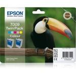 EPSON C13T00940210 CARTUCCE COLORI T009401X 2 STYLPH 12XX 790 8XX 9XX