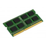 KINGSTON KVR16LS11/8 KINGSTON RAM 8GB DDR3L SODIMM 1600MHZ 1.35V