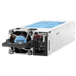 HEWLETT PACK 720478R-B21 HP 500W FLEX SLOT PLATINUM HOT PLUG POWER SUPP RMK