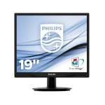 PHILIPS 19S4QAB/00 19 LCD LED IPS 1280X1024 250CD 5/4 5MS DVI VGA MMD
