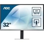 AOC Q3277PQU 32 LED 16 9 2560X1440 DVI HDMI USB MM VESA GLOSSY