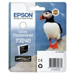 EPSON C13T32404010 CARTUCCIA HI-GLOSS2 T3240 PUFFIN GLOSS OPTIMIZER
