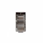VULTECH SN21404 CONNETTORI SCHERMATI RJ45 FTP 50 PZ. 8P8C