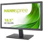 HANNSPREE HE196APB MONITOR 18 5  LED 1366X768 16 9 200CD M2