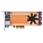 QNAP QM2-2P10G1TA QM2 2x PCIE 2280 M.2. 1x 10GBASE-T. PCIe Gen2x4