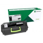 LEXMARK 53B2H00 TONER MS817/818 RETURN BLACK (25K )