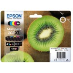 EPSON C13T02G74010 MULTIPACK 5-COLOURS 202XL CLARIA PREMIUM INK