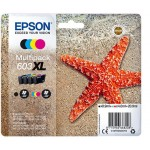 EPSON C13T03A64010 MULTIPACK 4-COLOURS 603XL INK STELLA MARINA