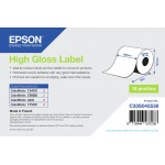 EPSON POS C33S045538 ROT.CARTA CONT.ADESIVA HIGH GLOSS LABEL 102MMX33MM