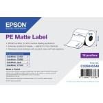 EPSON POS C33S045548 ROTOLO DI ETICHETTE PE MATTE 102 X 76MM 365 ETICH.