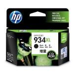 HP INC. C2P23AE#BGX HP 934XL BLACK INK CARTRIDGE