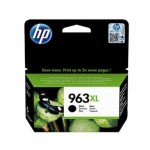HP INC. 3JA30AE#BGX HP 963XL HIGH YIELD BLACK ORIGINAL INK CARTRIDGE