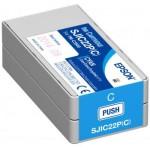 EPSON POS C13T44C240 CARTUCCIA DI INCHIOSTRO CYAN PER C6500/C6000