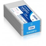 EPSON POS C33S020602 CART. CYAN TM-C3500  INCHIOSTRO
