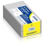EPSON POS C33S020604 CART.GIALLO TM-C3500  INCHIOSTRO