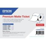 EPSON POS C33S045389 ROTOLO DI BIGLIETTI PREMIUM MATTE 80MM X 50M