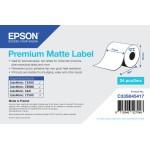EPSON POS C33S045417 ROT.CARTA CONTINUA ADESIVA PREMIUM MATTE 51MMX35M