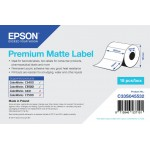 EPSON POS C33S045532 ROT. ETICHETTE PREMIUM MATTE 102X76MM 440 ETICH.