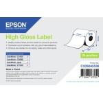EPSON POS C33S045536 ROT.DI CARTA CONTINUA ADESIVA HIGH GLOSS 51MMX33M