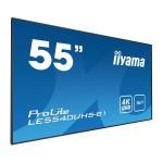 IIYAMA LE5540UHS-B1 55  3840 X 2160, 4K UHD