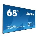 IIYAMA LE6540UHS-B1 65  3840 X 2160, 4K UHD